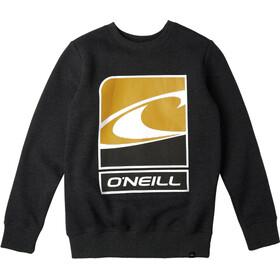 O'Neill Flag Wave Crew Sweatshirt Boys dark grey melee